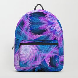 Clouds Mandala Backpack