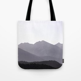 Rocky Mountain Sunset - Colorado Nature Photography Tote Bag