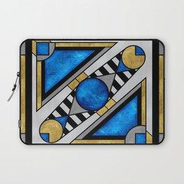 Boxball - Art Deco Design Laptop Sleeve