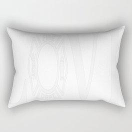 I love firefighter Rectangular Pillow