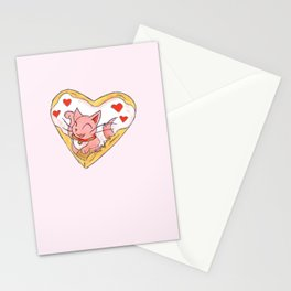 Lucky Cookie Stationery Cards