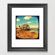 Willow Tree - Through The Veiwfinder (TTV) Framed Art Print