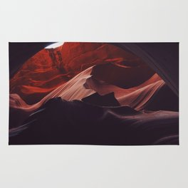 Antelope canyon 5 Rug