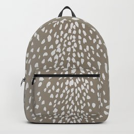 Antelope Fawn Print Backpack