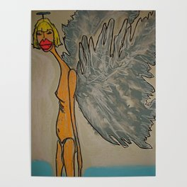 Sophia, The Angel of Trust Poster