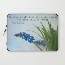 the right words Laptop Sleeve