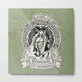 Boudicca: Original Nationalist Metal Print