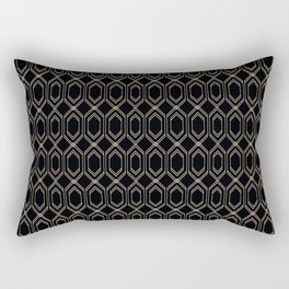 Geometric pattern.3 Rectangular Pillow