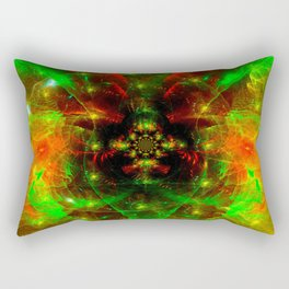 Crab Stardust- The Mind Explodes Rectangular Pillow
