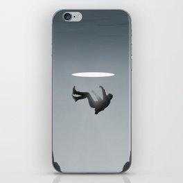 Uncanny Falls iPhone Skin