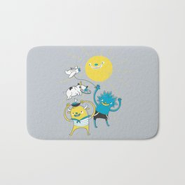 It's a nice day to play! Bath Mat
