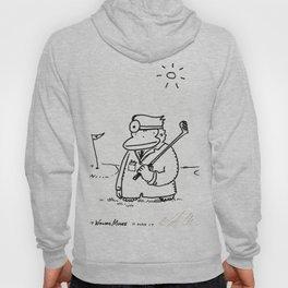 Doctor Ape with Golf Club Hoody