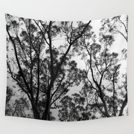 Nature into Me Wall Tapestry