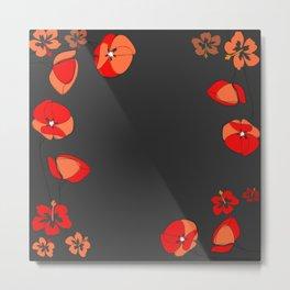 RED/RSE Metal Print