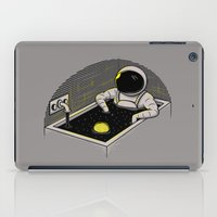 bath iPad Cases featuring Space bath by gebe
