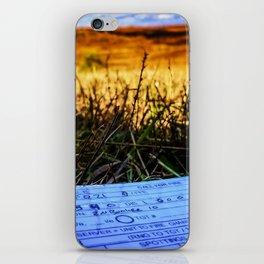Home on the Range iPhone Skin