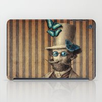 doctor iPad Cases featuring Doctor Popinjay by Eric Fan