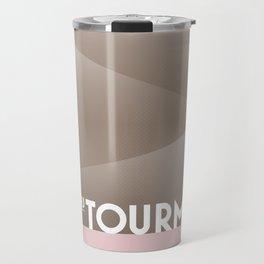 Col du Tourmalet / Cycling Travel Mug