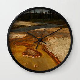 Geyer Colors Wall Clock