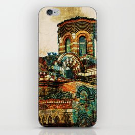 BULGARIA NESEBAR iPhone Skin