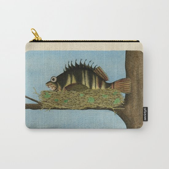 Hawkfish Carry-All Pouch