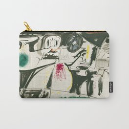 Arshile Gorky Ultima painting The Black Monk Carry-All Pouch