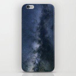 Galaxy Explore iPhone Skin