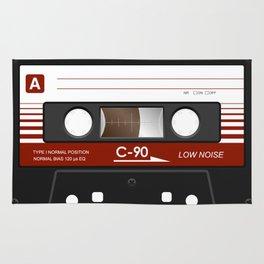 cassette K7 5 C90 Rug