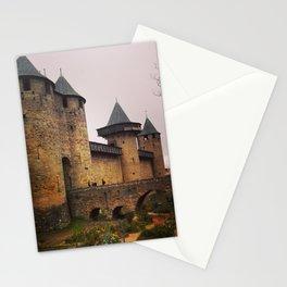 Carcassonne castle I Stationery Cards