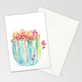 Cactus of Many Colors Stationery Cards