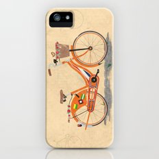 Love Holland, Love Bike Slim Case iPhone (5, 5s)
