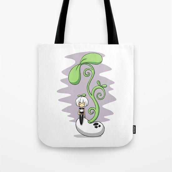 Magic Bean Tote Bag