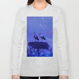 Two storks  003 11 10 17 Long Sleeve T-shirt