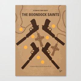 No419 My BOONDOCK SAINTS mmp Canvas Print