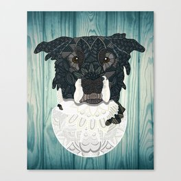 Miss Laylah Canvas Print