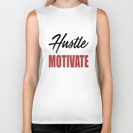 WYD Hustle _ Motivate Tee Grey Black Red NIPSEY HUSSLE VICTORY LAP hustle Biker Tank