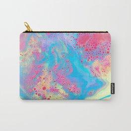 Bubblegum Bubbles Carry-All Pouch