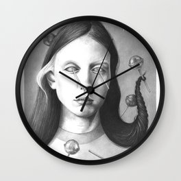 anthem for a seventeen year old series n4 Wall Clock