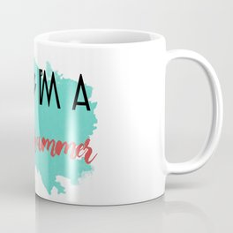 Sorry I'm a bookstagrammer Coffee Mug