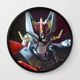 Great Mazinger Mecha Robot Wall Clock