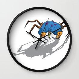 SpiderCrab Wall Clock