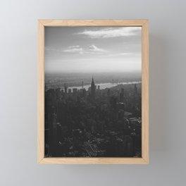 Empire State Building 1 Framed Mini Art Print