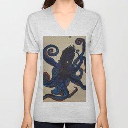 Marshalls Octopus Unisex V-Neck