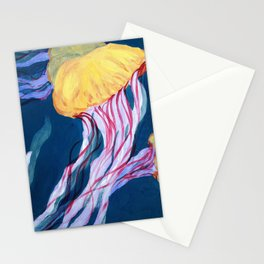 Sea Nettle Stationery Cards