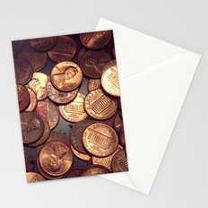 Pennies Stationery Cards