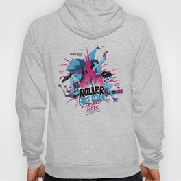 Roller Girls Squad Of Beverly Hills Hoody