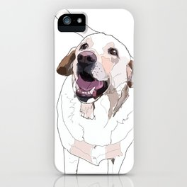 Labrador iPhone Case