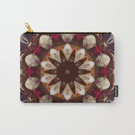 The beet mandala (the beauty of vegetables!) 708 Carry-All Pouch