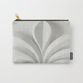 White sculpture Carry-All Pouch