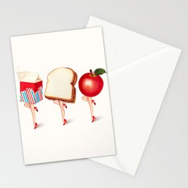 Lunch Ladies Pin-Ups Stationery Cards